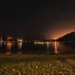 Glowing Caribbean Night