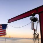 Patriotic Hoist